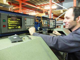 fornitura manometri industriali